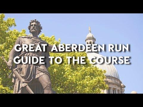 Simplyhealth Great Aberdeen Run Course Guide
