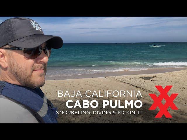Cabo San Lucas and Cabo Pulmo National Marine Preserve, Baja California Sur Mexico
