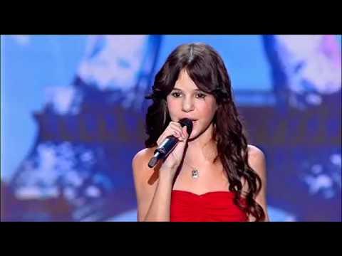 La France a un incroyable Talent - Marina : Une chanteuse en herbe !