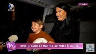 Teo Show (12.12.2018) - David si Andreea Mantea, aventuri in Turcia! Partea 6
