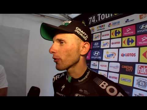 Interview with Rafał Majka after III stage