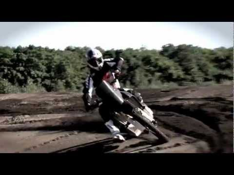 Honda CRF Rally official video from testing in Japan