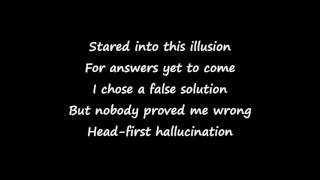 LINKIN PARK - NOBODY CAN SAVE ME NOW (LYRICS)