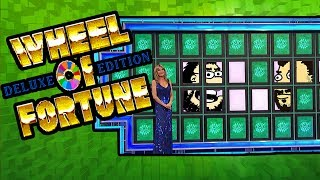 Instant Retro - Wheel of Fortune Deluxe Edition (SNES) - Gaming the Show