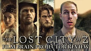 Projector: The Lost City of Z (REVIEW)
