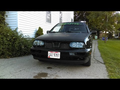 I Bought A New Car! 1997 VW Golf GTI VR6