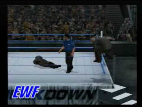 EWF Takedown! Episode 2 Part 3