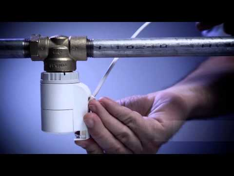 Acvatix thermal actuators -  simple and versatile