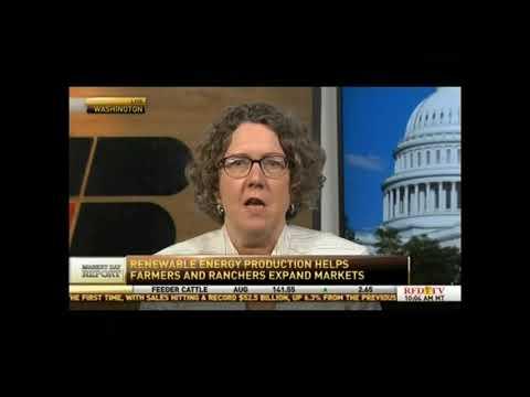 Farm Bureau's Pat Wolff on Tax Extenders