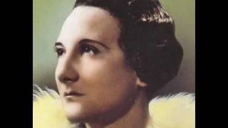 Greta Keller / Kreuder - Ich will nicht auf den Frühling warten (1935)