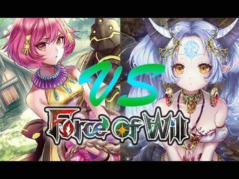 Force of Will (TCG) Feature Match) WB Pandora Golems Vs WGB Flute Control