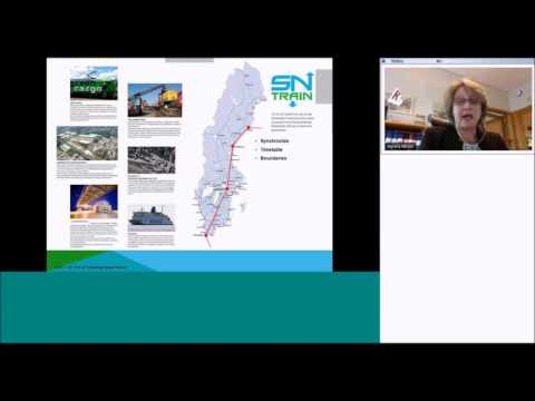 Swiftly Green Final Conference - Agneta Nilsson, Port of Trelleborg