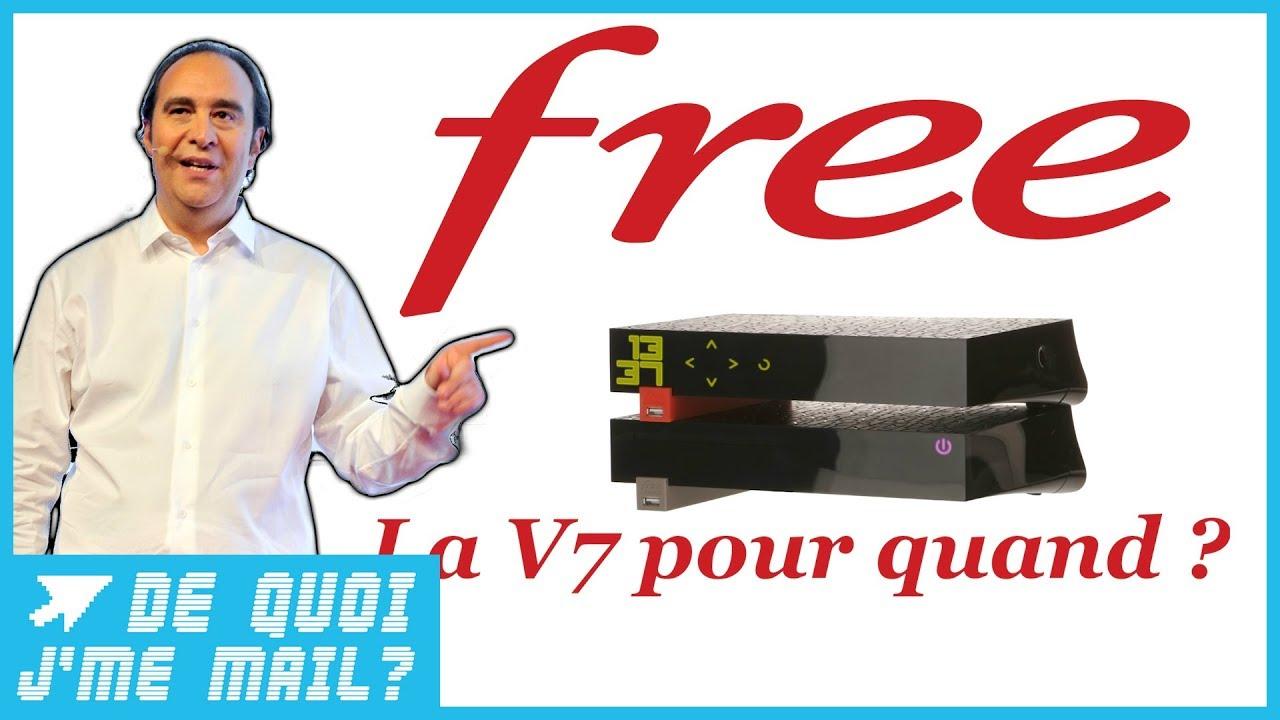 Freebox V7 : pourquoi sa sortie est repoussée   DQJMM (1/2)
