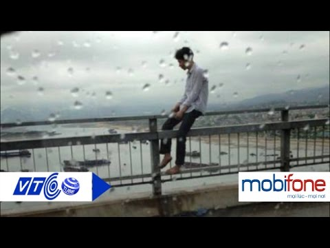 3 thanh niên ngáo đá nhảy cầu tự tử | VTC