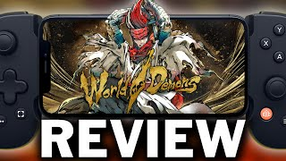 World of Demons Review | PLATINUM GAMES' NEW 2021 GAME (Video Game Video Review)