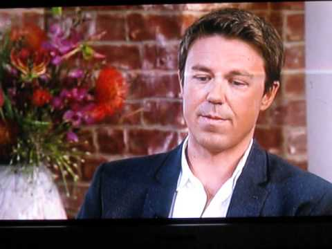 Andrew Buchan talks about 'Broadchurch'