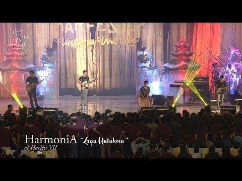 HarmoniA - Lagu Untukmu At Harfest VII