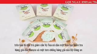Tra thao moc giam can vy&tea thực phẩm bảo vệ sức khỏe hỗ trợ giảm cân an toàn 0909 64 7968