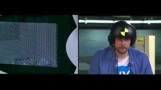 Взрыв газа в микроволновке