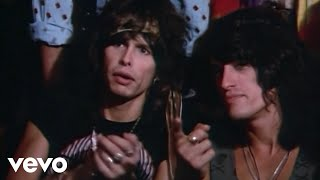 Music video by Aerosmith performing Let The Music Do The Talking. (...