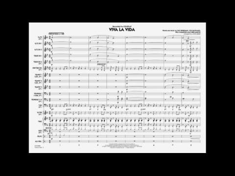 Viva La Vida arranged by John Berry
