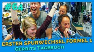 Formel 1: Erster Spurwechsel beim Monaco Grand Prix - Gerrits Tagebuch #64