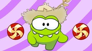 Om nom LIVE - Om nom Cartoon   Cartoons For Kids   Funny Cartoons - Om nom