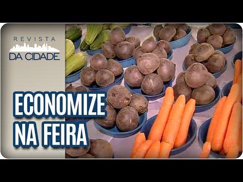 Economize Na Feira: Como Escolher E Conservar Os Alimentos?  - Revista Da Cidade (17/01/18)