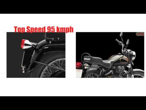 Royal Enfield Bullet 350 Twinspark Review,2016,