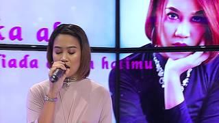 Fieya Julia - Perasaanku (live) | Pop Express