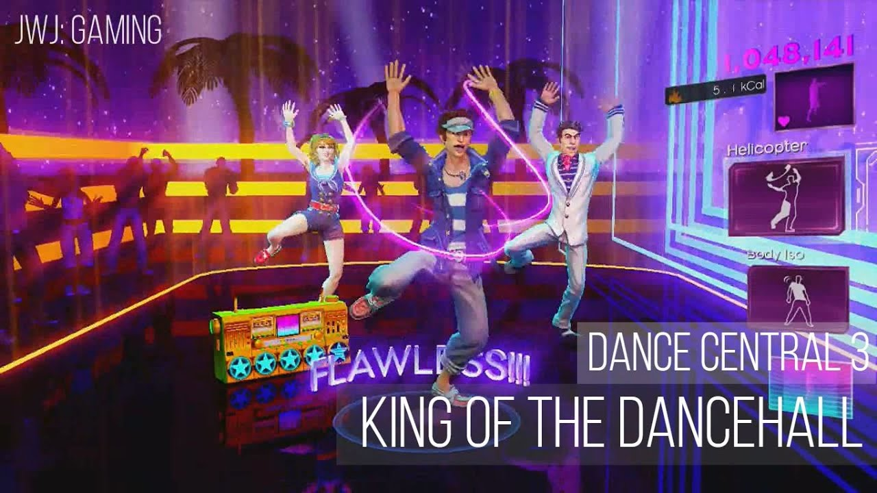 Dance Central 3 King Of The Dancehall Perfect Run Youtube