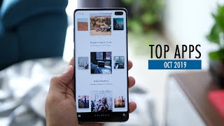 Top 7 Must Have Android Apps - Oct 2019
