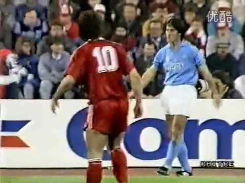 Maradona Vs Bayern Munich Away In 1988 89 Uefa Cup Youtube