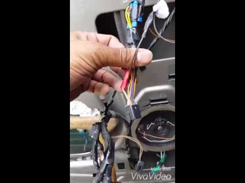 Gmc Yukon turn signalpower fold mirror conversion  YouTube