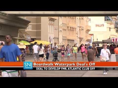 Atlantic City Water Park Deal Sinks