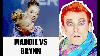MADDIE ZIEGLER VS. BRYNN RUMFALLO!