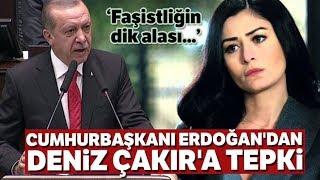 Gambar cover Cumhurbaşkanı Erdoğan'dan Deniz Çakır'a Tepki!