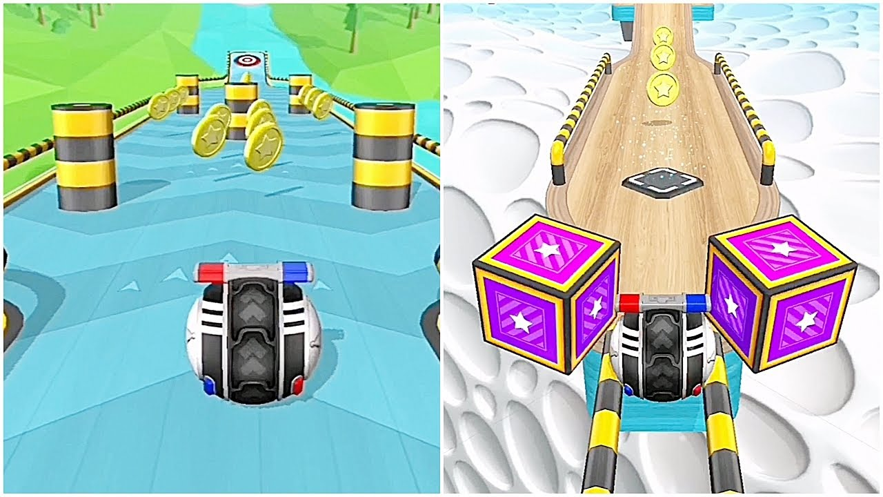 Download Going Balls - All Levels Gameplay Walkthrough Android, iOS (Part 302)