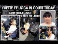 Yvette Felarca in Court Today - BAMN/Antifa Leader Faces the Judge