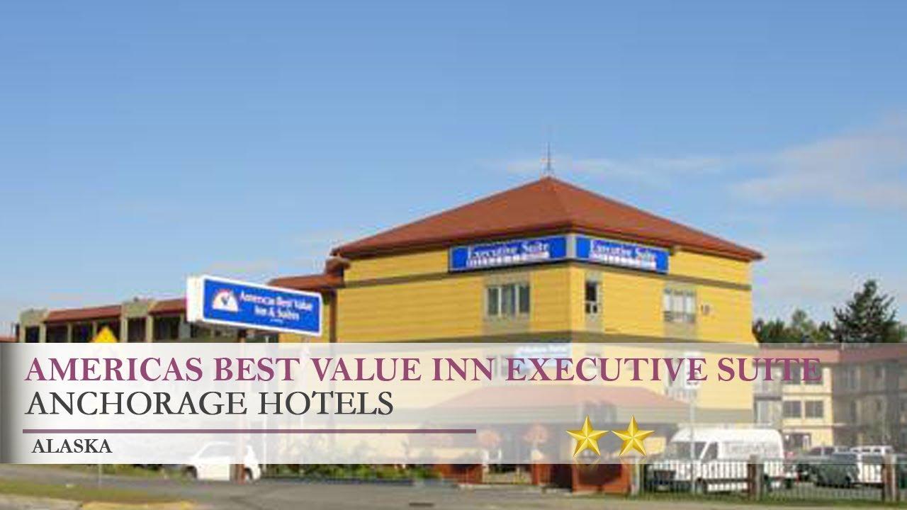 Americas Best Value Inn Executive Suite Airport Anchorage Alaska