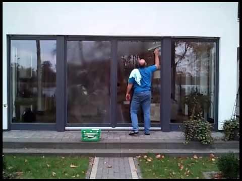 Berliner Fensterputzer Fensterlando Youtube
