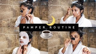 Night Time Pamper Routine | Get Unready with me