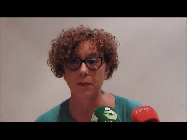 Paco Ibañéz presenta el Festival de Poesía Voix Vives que se celebrará en Toledo en septiembre