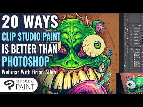 The best Clip Studio Paint tutorials | Creative Bloq