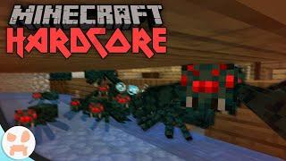 POISON CAVE SPIDER FARM! | Hardcore Minecraft (Ep. 15)