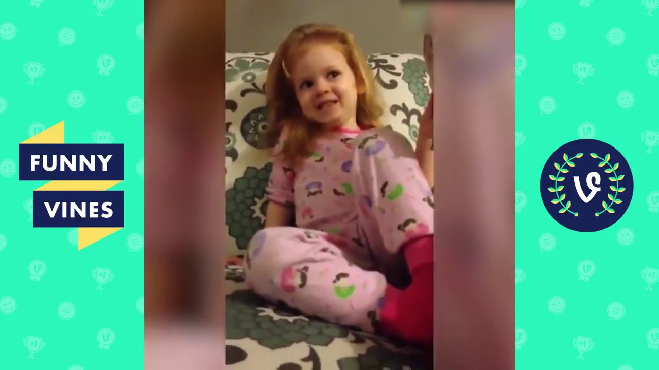 Attempt Not To Chortle Watching Humorous Children Fail Compilation 2017   Humorous Vine (Subscribe and like)