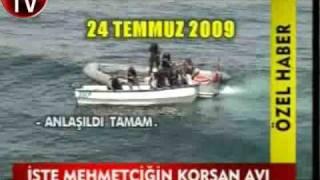 Korsanların Kabusu SAT Komandoları / Turk SAT commando's in the Gulf of Aden