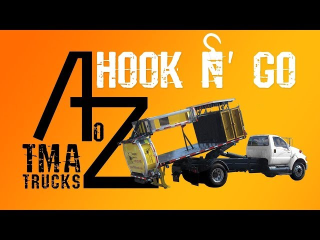 Episode 11 - Hook N' Go Truck Design │ Royal Truck & Equipment