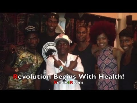 Minister Enqi, Dr Ali Muhammad, & George Bess: Genetic Fear Of A Black Planet Tour 2