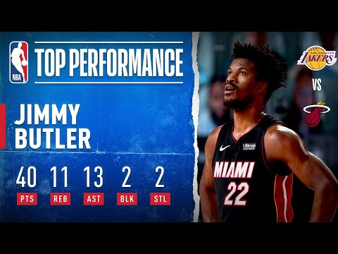 Jimmy Butler's MONSTER 40-PT Triple-Double in Game 3 🔥 |  #NBAFinals